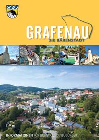 Informationsbroschüre Grafenau - die Bärenstadt  (Auflage 7)