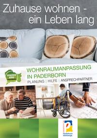 Zuhause wohnen - ein Leben lang - Wohnraumanpassung in Paderborn (Auflage 1)