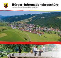 Bürger-Informationsbroschüre Gemeinde Oberharmersbach (Auflage 1)