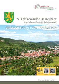 Willkommen in Bad Blankenburg (Auflage 1)