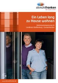 Maßnahmen zur Wohnraumanpassung im Landkreis Weißenburg-Gunzenhausen (Auflage 1)