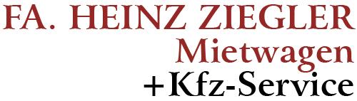 Fa. Heinz Ziegler