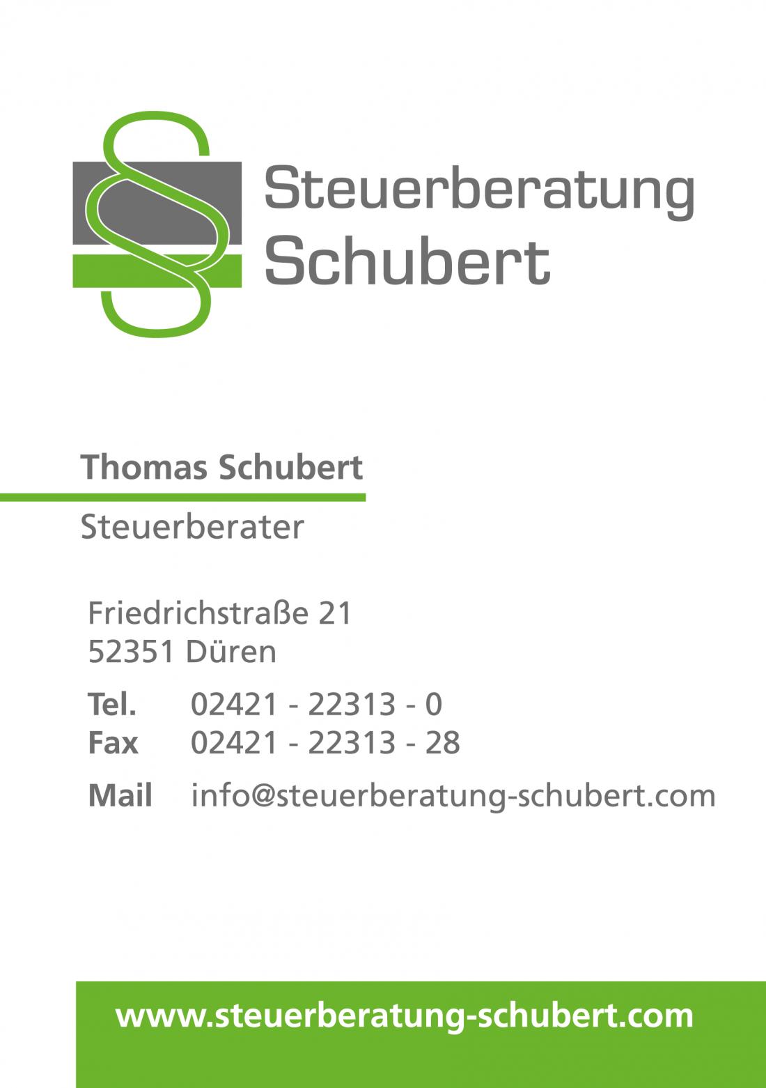 Thomas Schubert