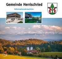 Informationsbroschüre der Gemeinde Herrischried (Auflage 1)