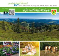 Gemeinde Kleines Wiesental - Informationsbroschüre (Auflage 2)