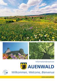 Informationsbroschüre der Gemeinde Auenwald (Auflage 5)