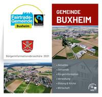 Bürgerinformationsbroschüre der Gemeinde Buxheim 2021 (Auflage 2)