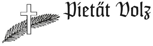 Pietät  VOLZ