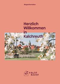 Bürger-Informationsbroschüre der Gemeinde Kalchreuth (Auflage 1)
