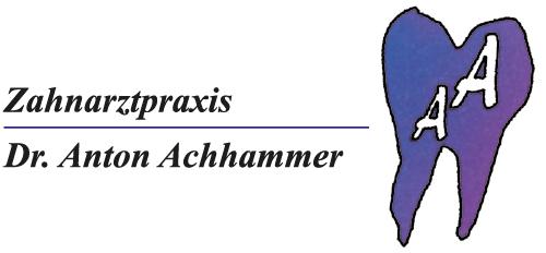 Dr. Anton Achhammer