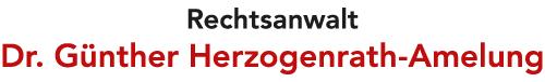 Dr. Günther Herzogenrath-Amelung