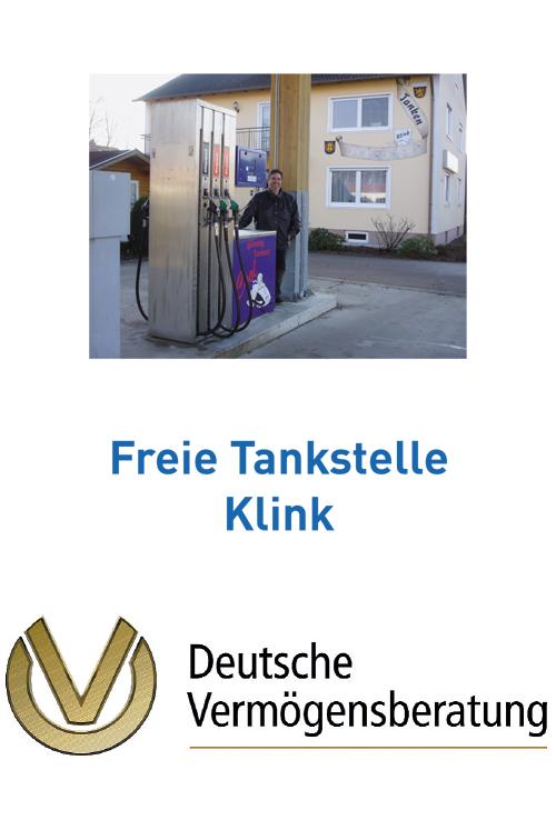Freie Tankstelle Klink