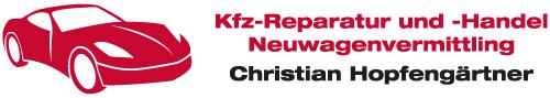 Christian Hopfengärtner