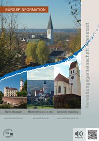 Informationsbroschüre der Verwaltungsgemeinschaft Altenstadt (Auflage 2)