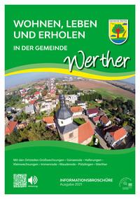 Wohnen, Leben und Erholen in der Gemeinde Werther (Auflage 2)