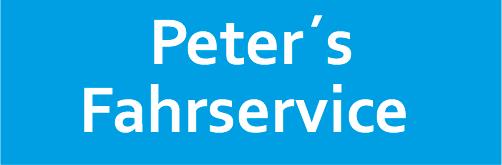 Peter`s Fahrservice