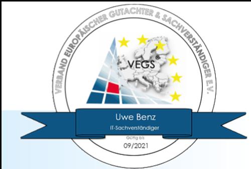 Uwe Benz - IT Dienstleistungen