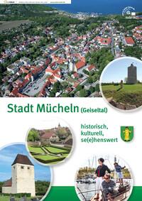 Stadt Mücheln (Geiseltal) - historisch, kulturell, se(e)henswert (Auflage 1)