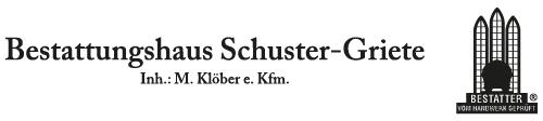 Bestattungshaus Schuster-Griete