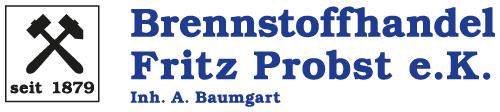 Brennstoffhandel Fritz Probst e.K.