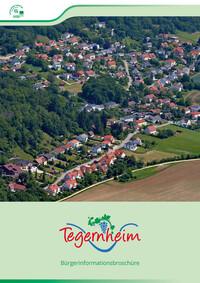 Bürger-Informationsbroschüre der Gemeinde Tegernheim (Auflage 4)