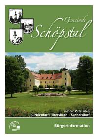 Gemeinde Schöpstal Bürgerinformationsbroschüre (Auflage 2)