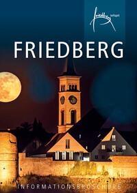 Informationsbroschüre der Stadt Friedberg (Auflage 11)