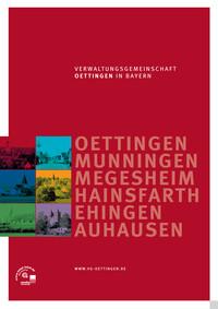 Informationsbroschüre der Verwaltungsgemeinschaft Oettingen in Bayern (Auflage 7)