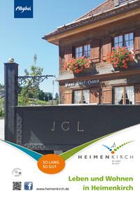 Informationsbroschüre Markt Heimenkirch (Auflage 4)