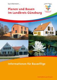 Planen und Bauen im Landkreis Günzburg (Auflage 9)