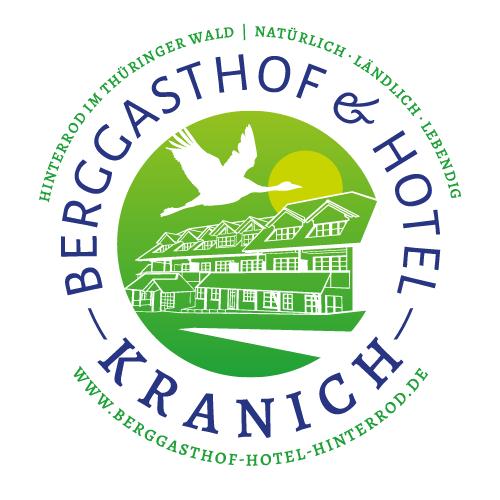 Berggasthof & Hotel Kranich in Hinterrod