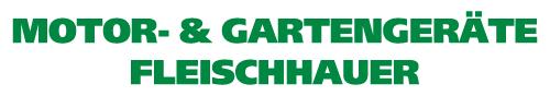 Motor-& Gartengeräte Fleischhauer