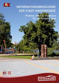 Informationsbroschüre der Stadt Angermünde (Auflage 1)