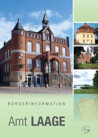Bürgerinformationsbroschüre der Stadt Laage (Auflage 1)