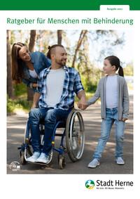 Ratgeber für Menschen mit Behinderung Stadt Herne (Auflage 7)