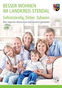 Ein Leben lang zu Hause wohnen - Maßnahmen zur Wohnraumanpassung im Landkreis Stendal (Auflage 1)