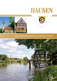 Bürgerinformationsbroschüre Hausen (Auflage 7)