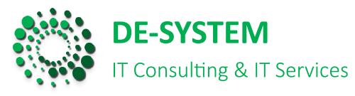 DE-System
