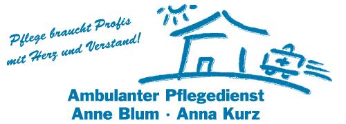 Anne Blum  - Anna Kurz