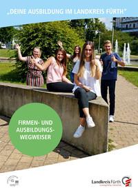 Deine Ausbildung im Landkreis Fürth (Auflage 1)