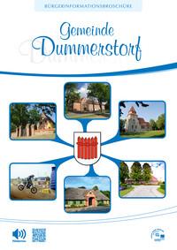 Gemeinde Dummerstorf Bürgerinformationsbroschüre (Auflage 3)