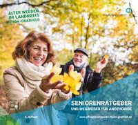 Älter werden im Landkreis Rhön-Grabfeld Seniorenratgeber (Auflage 6)