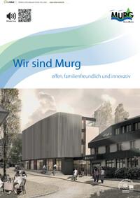 Gemeinde Murg Informationsbroschüre (Auflage 11)