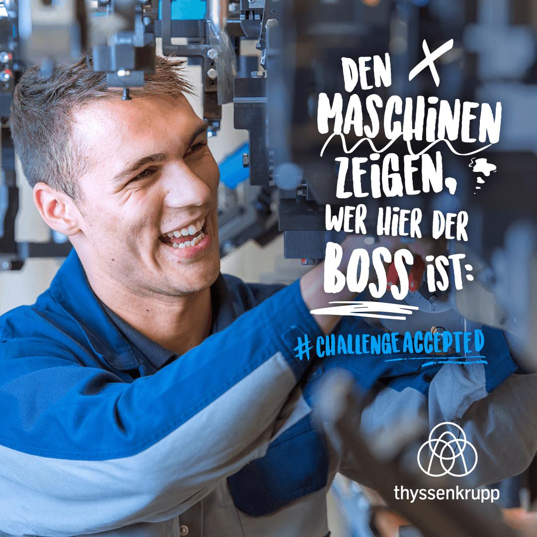 Industriemechaniker (m/w/d) Produktionstechnik