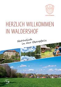 Bürger-Informationsbroschüre der Stadt Waldershof (Auflage 9)