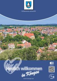 Herzlich willkomen in Köngen Informationsbroschüre (Auflage 3)