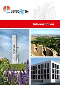 Informationsbroschüre Leingarten (Auflage 15)