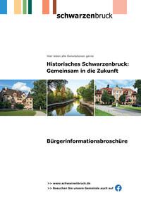 Bürgerinformationsbroschüre der Gemeinde Schwarzenbruck (Auflage 10)