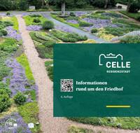 Informationen rund um den Friedhof der Stadt Celle (Auflage 6)