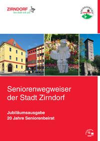 Seniorenwegweiser der Stadt Zirndorf (Auflage 3)